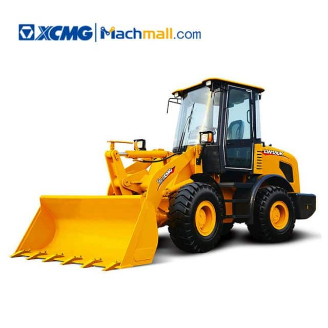 XCMG official LW180K 1.6ton mini pay loader with CE Certificate