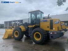 LW500FN loader machine for sale   XCMG LW500FN 5ton 4 cubic meters 162kw wheel loader price