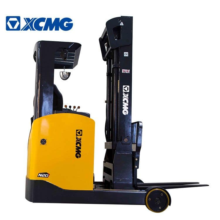 XCMG Official FBRS16-AZ1 1.5 Ton AC Forklift Electric Pallet Stacker For Sale