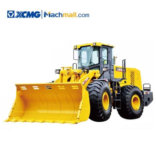 XCMG Official 7 Ton Mining Wheel Loader LW700KN china big loader price