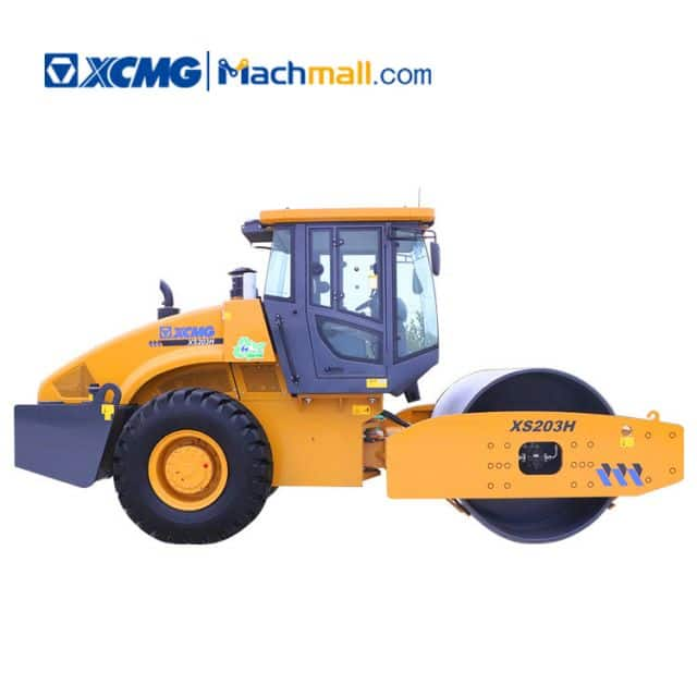 XCMG XS203H 20 ton road roller for sale