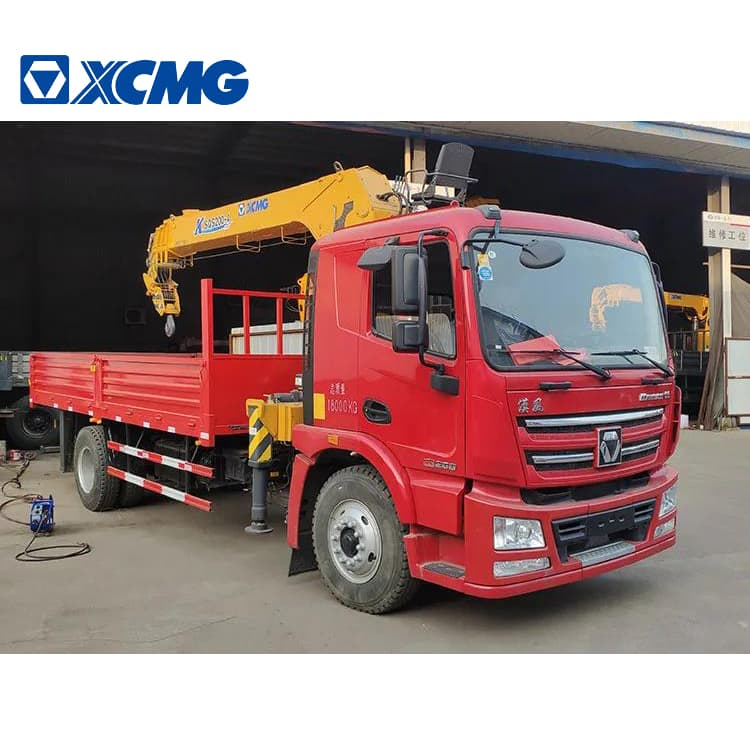XCMG Lorry Crane SQS200-4 New 8 Ton Truck Mounted Crane Price