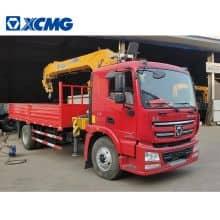 XCMG Lorry Crane SQS200-4 New 8 Ton Truck Mounted Crane Price