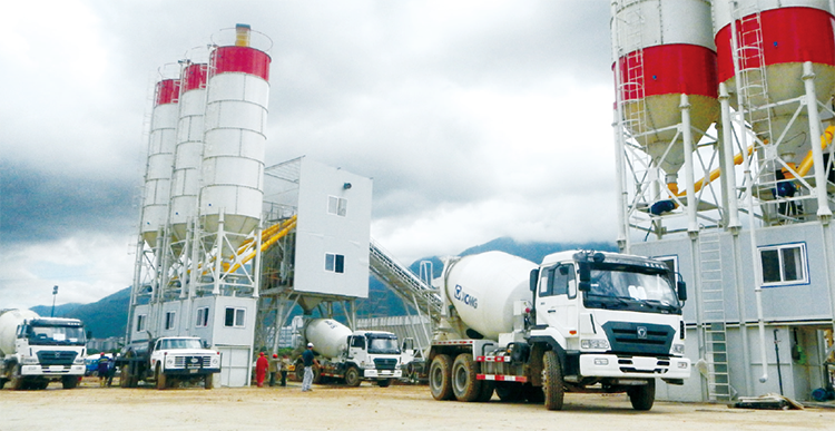 XCMG Factory G06K 6m3 Concrete Mixing Cement Mixer Truck Price
