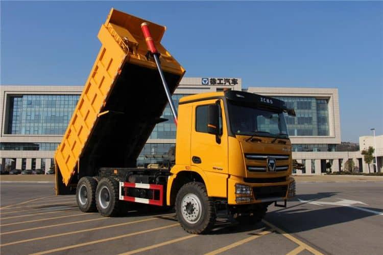 XCMG official dumper truck 6×4 25 ton XGA3250D2KC for sale