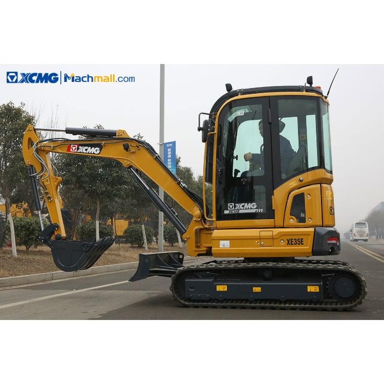 XCMG 3 ton excavator mini digger for sale