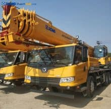 XCMG crane for sale - XCMG 25 ton mobile crane QY25K5A price