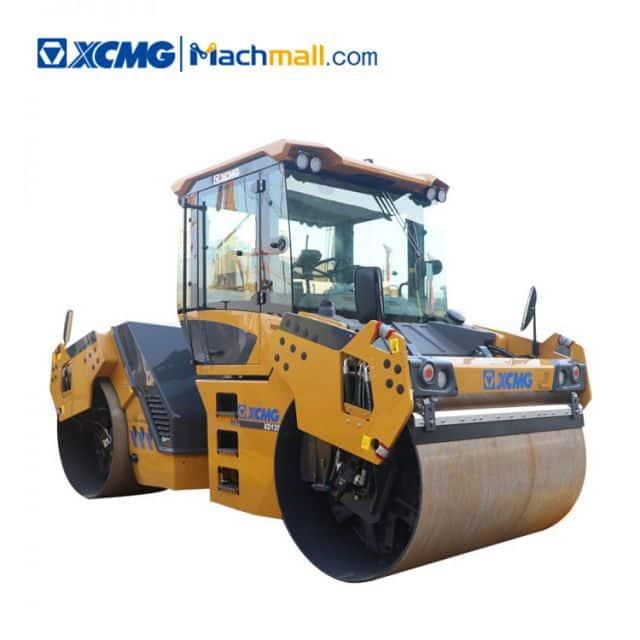 XCMG official 13 ton asphalt vibratory roller XD135S price
