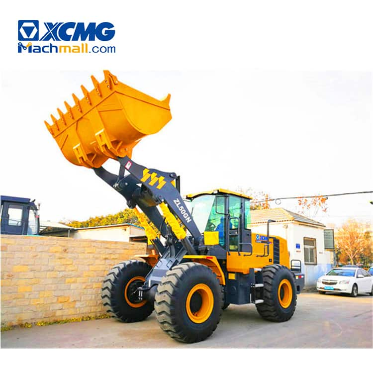 XCMG zl50g China 5t wheel loader specifications price