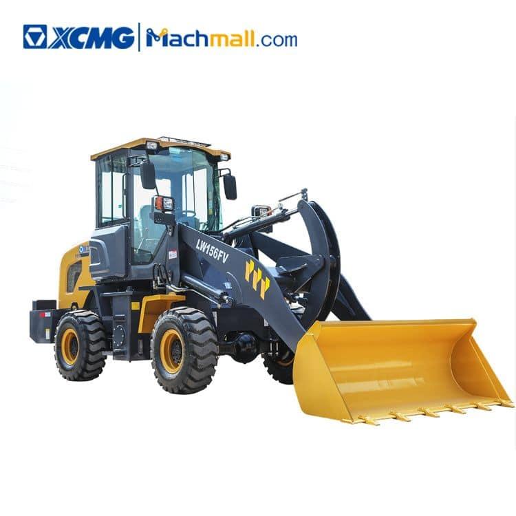 1 ton XCMG mini wheel loader LW156FV price