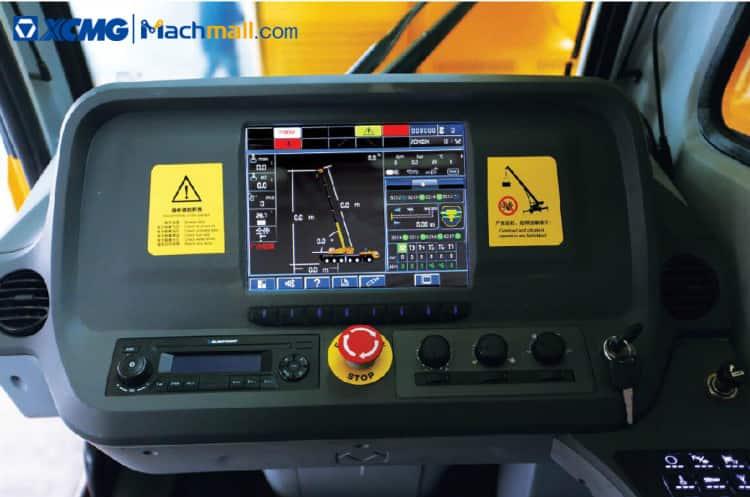 QY25K5-I - XCMG 25 tons truck crane QY25K5-I price