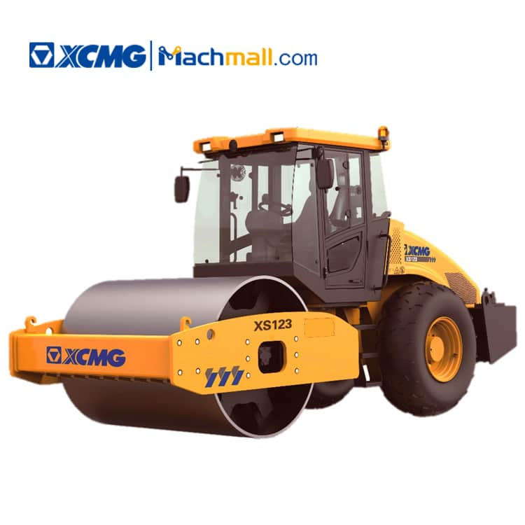 12 ton XS123 XCMG roller compactor for sale