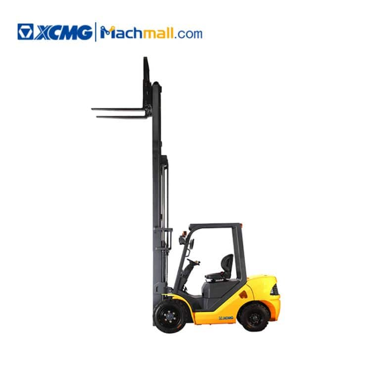 XCMG official 1.5 ton mini FD15T diesel forklift for sale