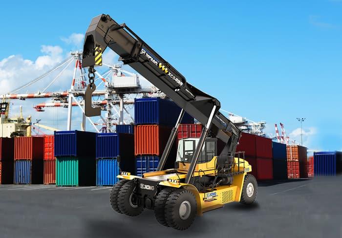 XCMG Container Crane Loader Max Capacity 55 ton Product XCS55S Price