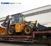 XCMG Official WZ30-25 China 2.5 ton Mini Backhoe Loaders For Sale