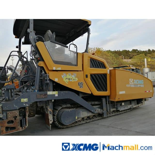 XCMG Used RP1655 2018 Road Paver Machine For Sale