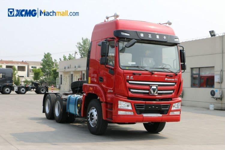 China Brands 230hp 6*4 Tractor Truck price
