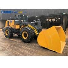 XCMG 6 ton 4.5 cbm 179kw mining wheel loader LW600KV for sale