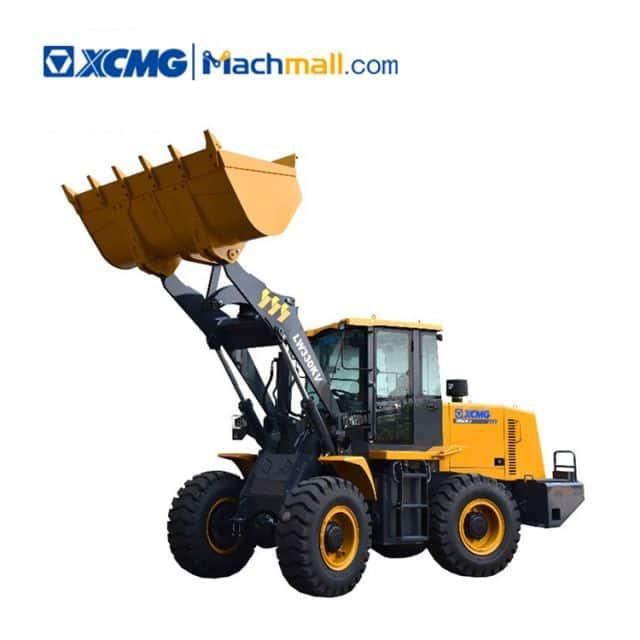 3 ton LW330KV XCMG wheel loader price