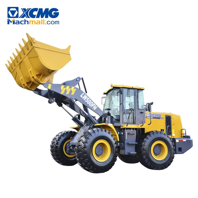 XCMG LW500FN 5 ton Wheel Loader With Pdf Specs