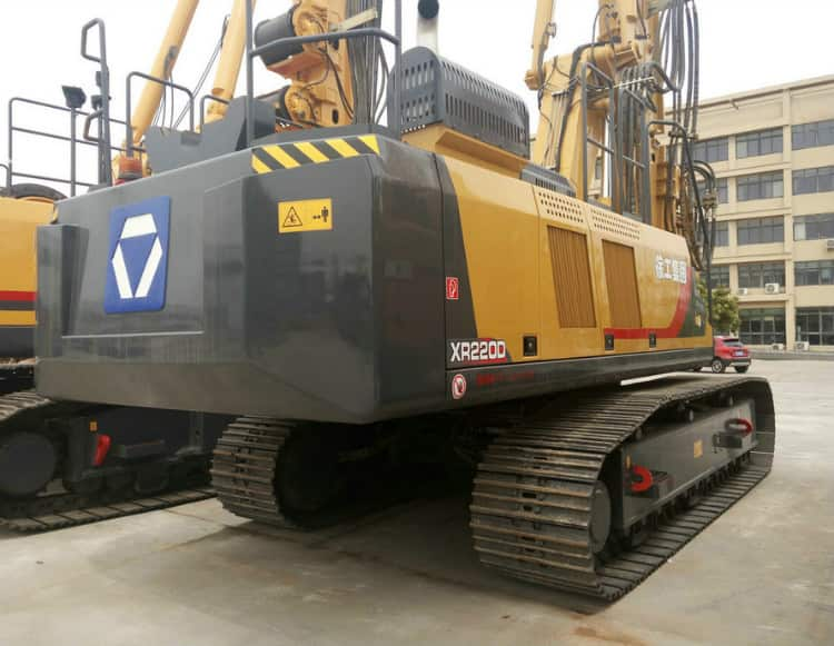 XCMG XR220D Pile Machine Rotary Drilling Rig Construction Machinery