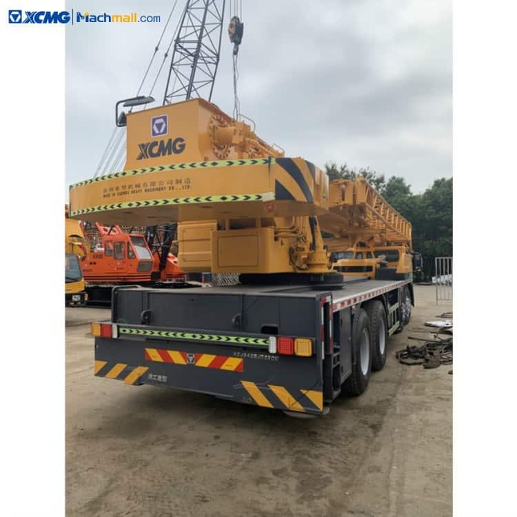 XCMG crane for sale - XCMG crane 50 ton 58m QY50KA hot sale