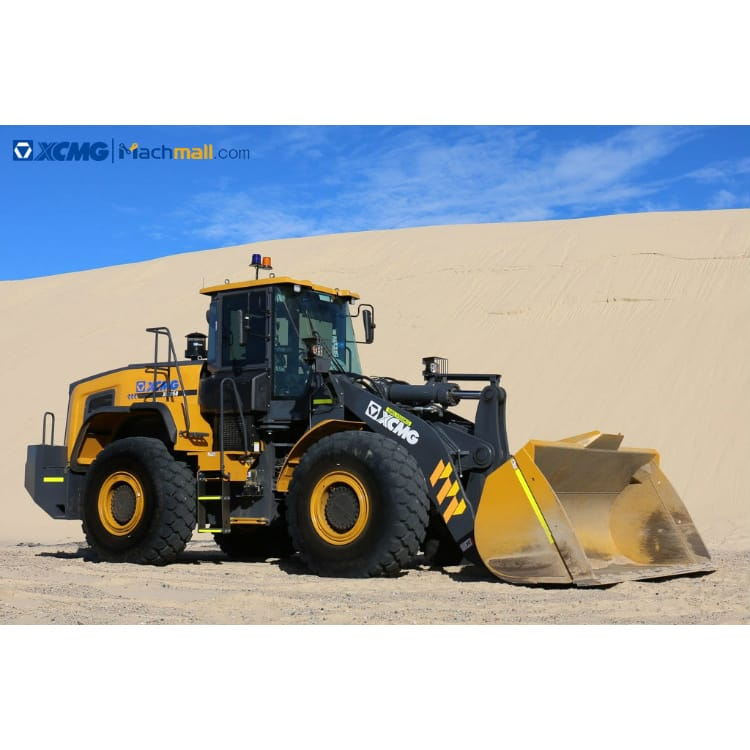 XC958 USA loader for sale   XCMG 5 ton wheel loader with Cummins diesel engine