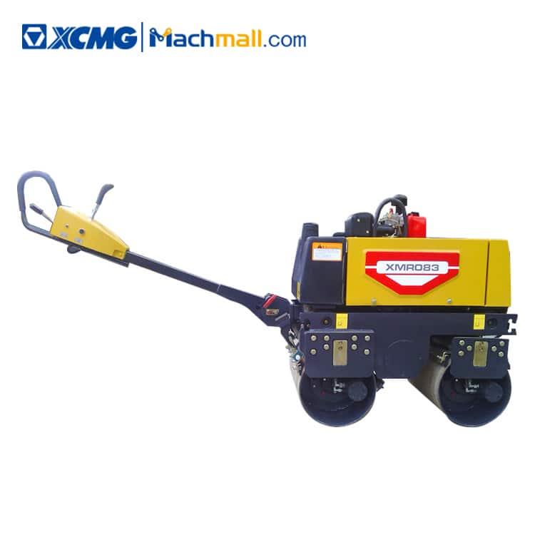 XCMG 1 ton vibratory mini road roller compactor XMR083 price