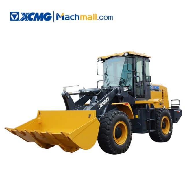 XCMG 3 ton small payloader LW300KV for sale