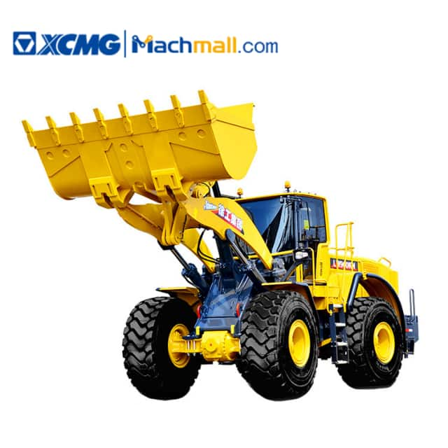 XCMG Official 9 Ton Mining Wheel Loader LW900KN for sale