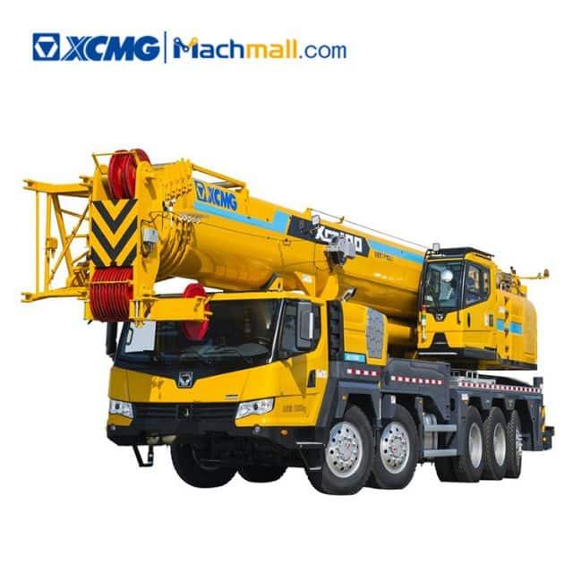 XCMG truck crane 100 ton XCT100 price