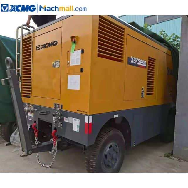 China XCMG XSK36DS new diesel air compressor 410KW output for sale