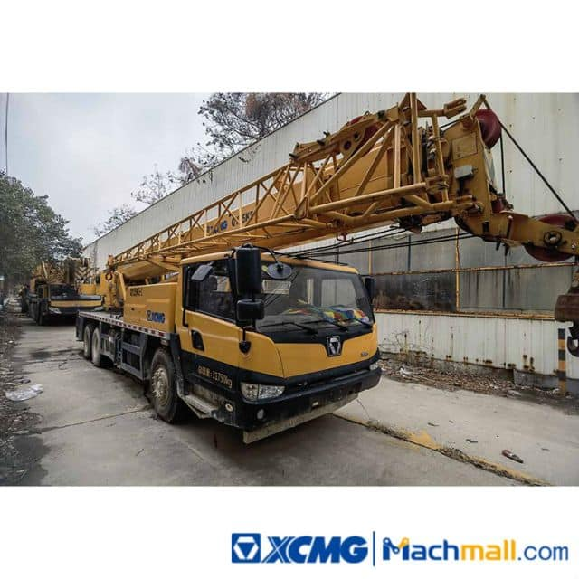 XCMG 25 Ton Used Machines QY25K5-Ⅰ 2018 Truck Crane For Sale