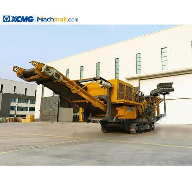 XCMG manufacturers 2400mm mobile crawler hydraulic stone cone crusher for sale