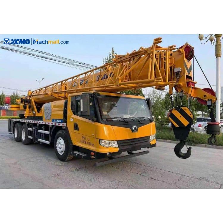 XCMG crane for sale - XCMG manufacturer 25 tons cranes XCT25 price