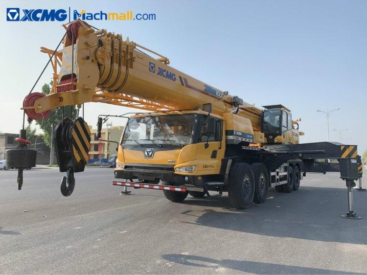 XCMG manufacturer XCT100 100 ton crane price