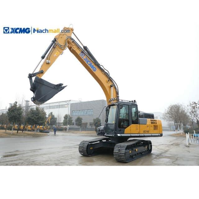 XCMG XE210 crawler excavators 20 ton with specs PDF for sale