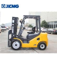 XCMG 3.5ton Small Diesel Forklift Truck FD35T Forklifts Price