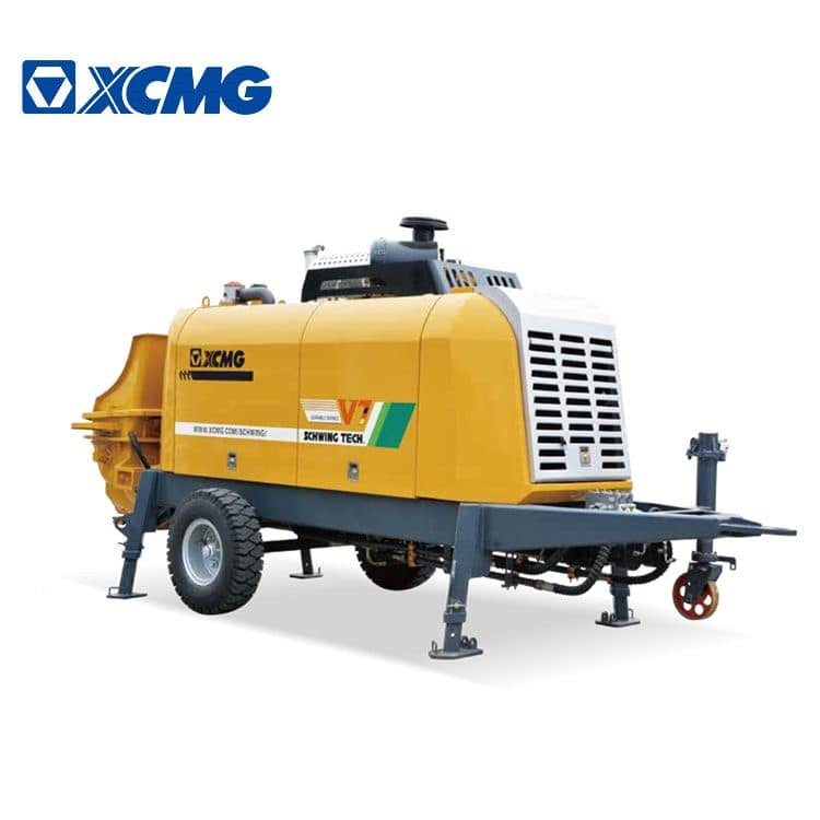 XCMG schwing Factory HBT10020V Stationary Concrete Pump Price