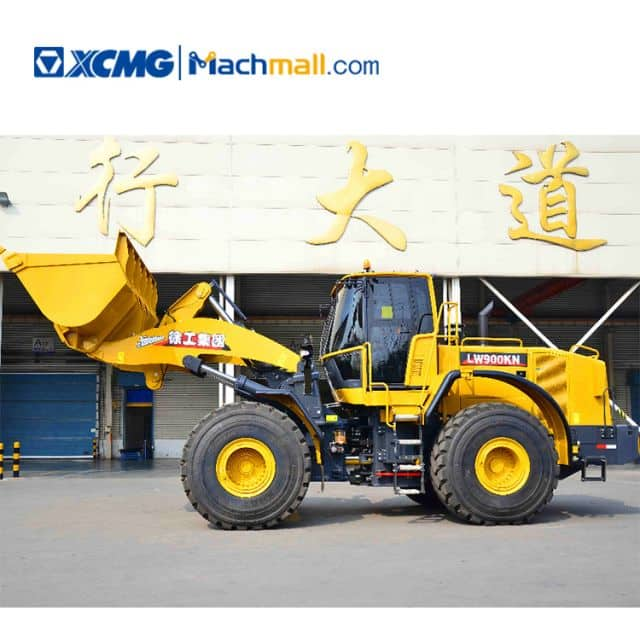 XCMG 9 ton wheel loader LW900KN for sale