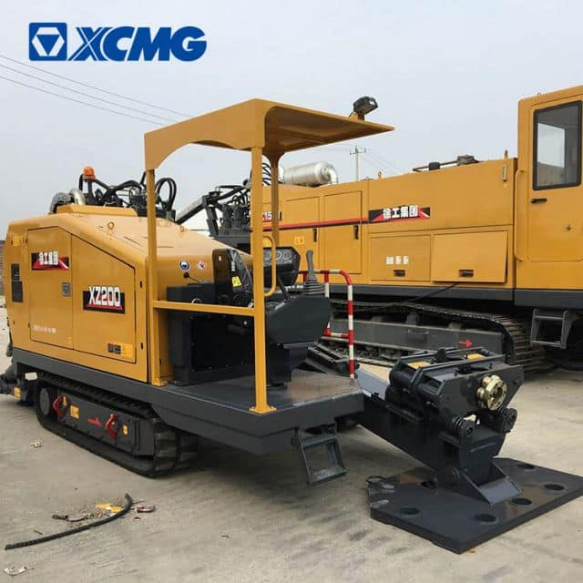 XCMG HDD Machine XZ200 Hydraulic Horizontal Directional Drilling Rig Best Selling Piling Machine
