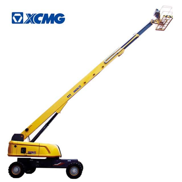 XCMG official manufacturer 32m china hydraulic telescopic boom lift equipment GTBZ32S for sale