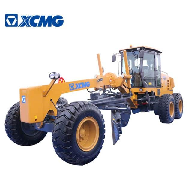 XCMG Official Construction Equipment 215HP motor graders GR215 grader motor for sale
