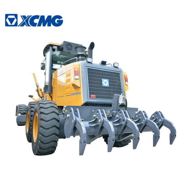 XCMG Official China construction machinery 215hp motor graders GR215A grader motor machine price