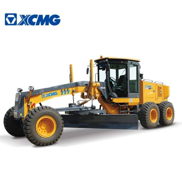XCMG Official 250Hp Motor Graders China construction equipment GR2405 grader motor machine price