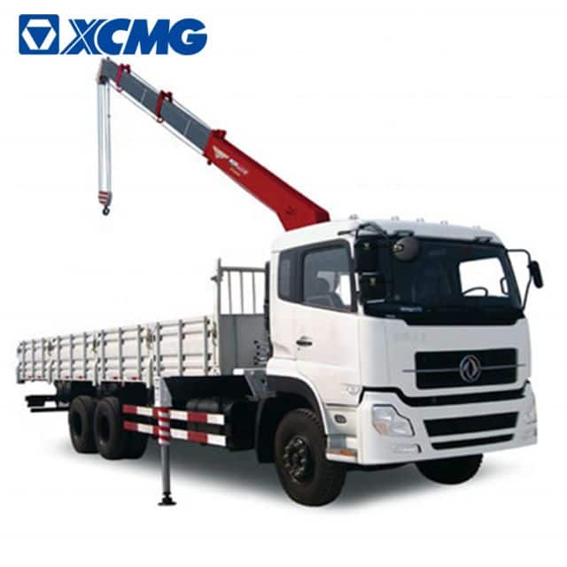 XCMG official 5ton small truck mounted crane China mobile crane SQ5SK2Q cranes with truck price