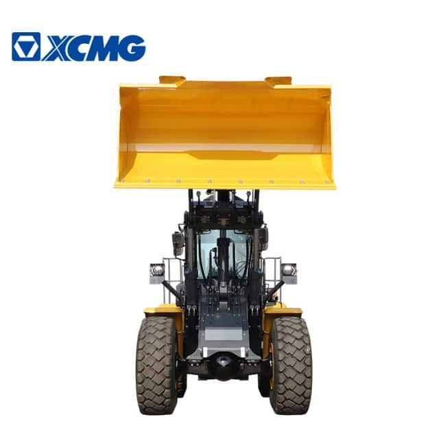 XCMG Official 3ton small wheel loader XC938 front loaders with TUV price list