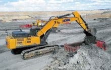 XCMG Official XE470D Crawler Excavator for sale