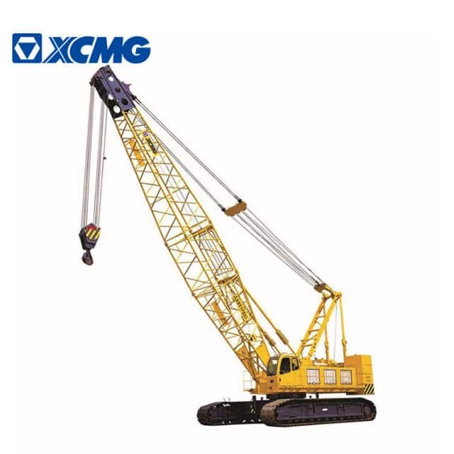 XCMG official 130 ton construction crawler crane XGC130 Crane Crawler with parts price list