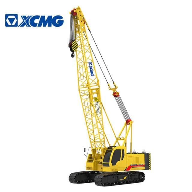 XCMG official 55 ton small crawler crane XGC55 crane crawler machine price